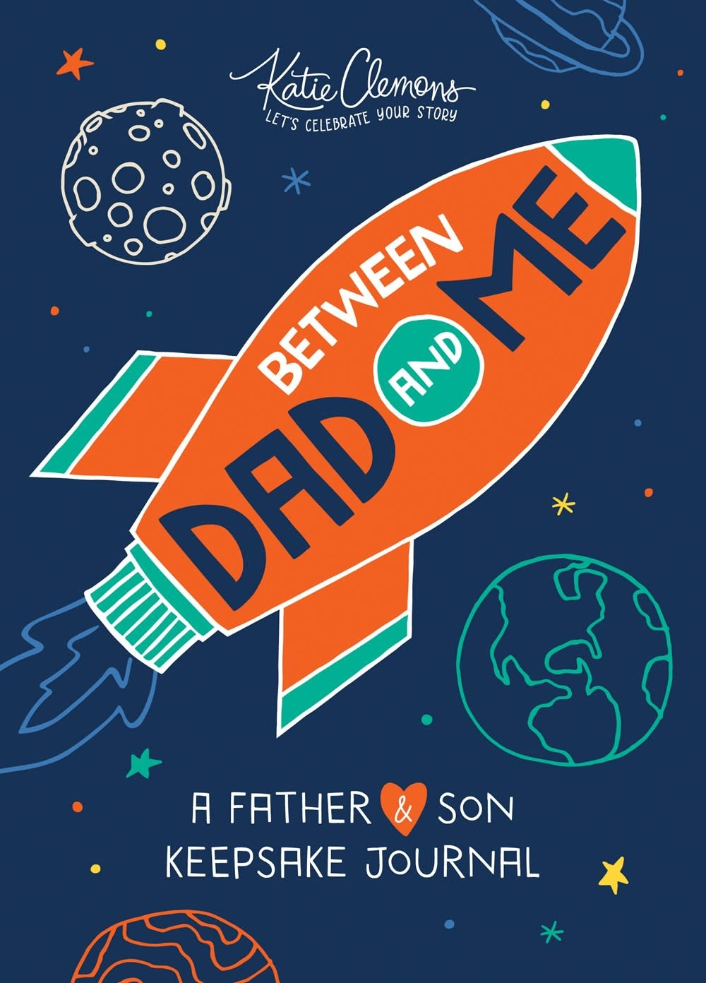 Sourcebooks Jabberwocky Between Dad and Me: A Father-Son Keepsake Journal