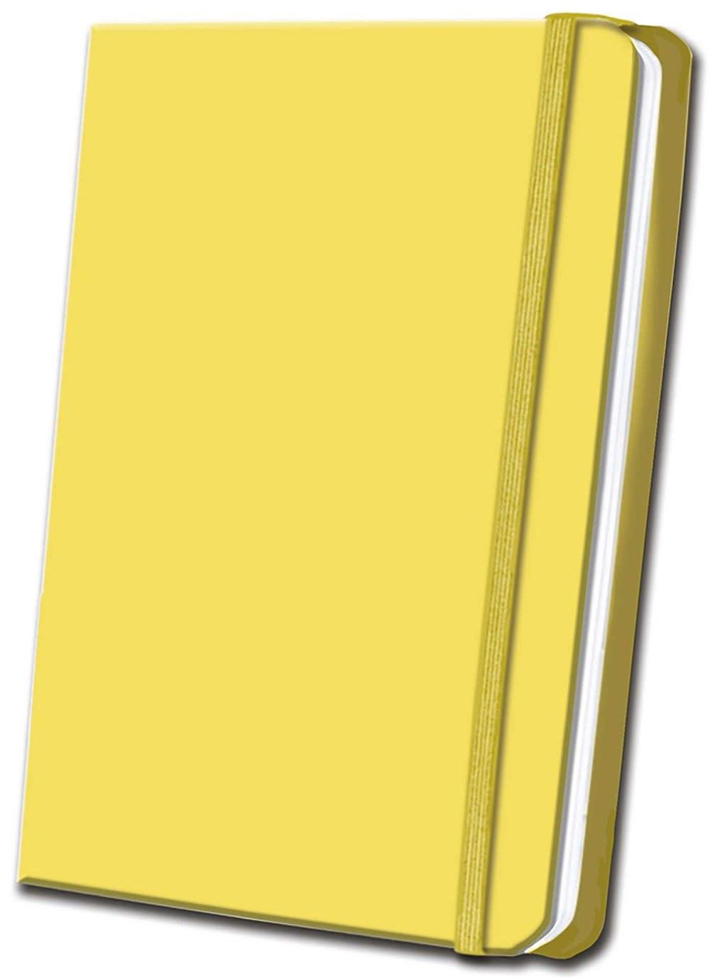 Thunder Bay Press Yellow Linen Journal