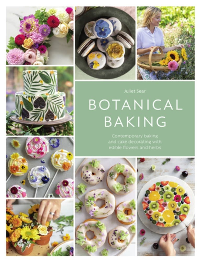 SewandSo Botanical Baking: ...with Edible Flowers and Herbs