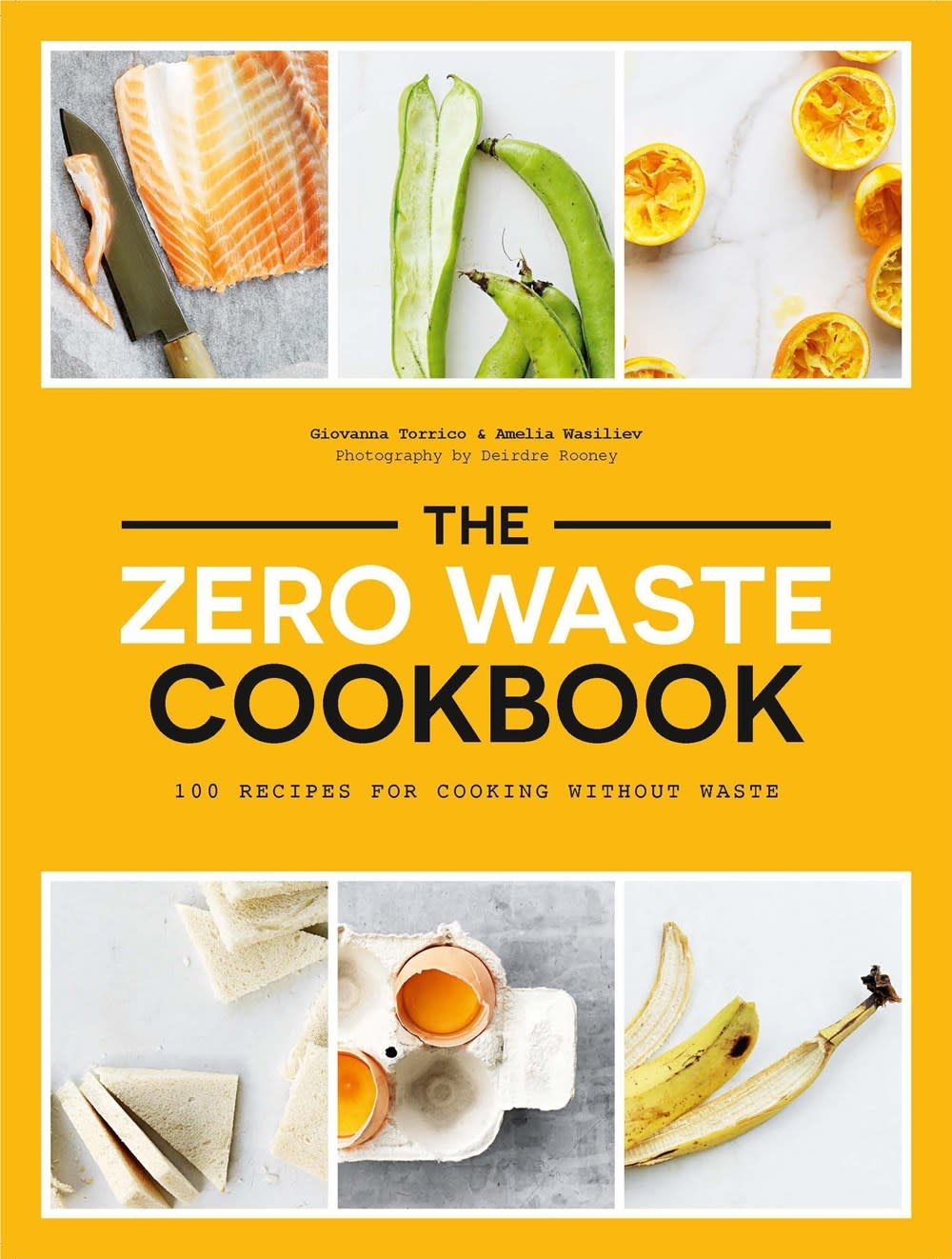 Hardie Grant The Zero Waste Cookbook