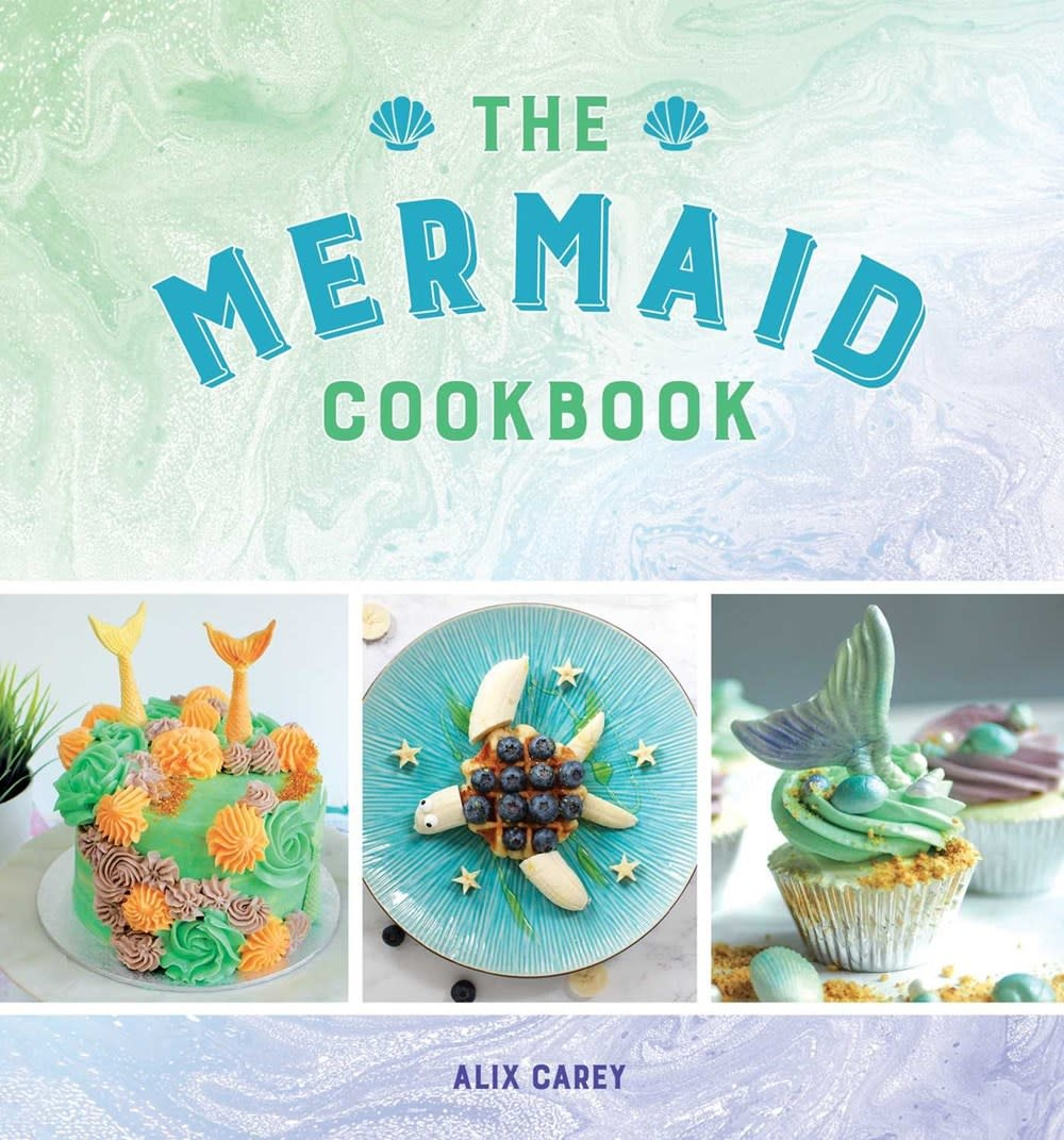 Andrews McMeel Publishing The Mermaid Cookbook