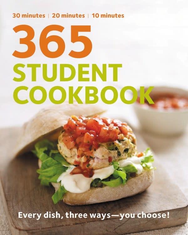 Hamlyn 365: Student Cookbook