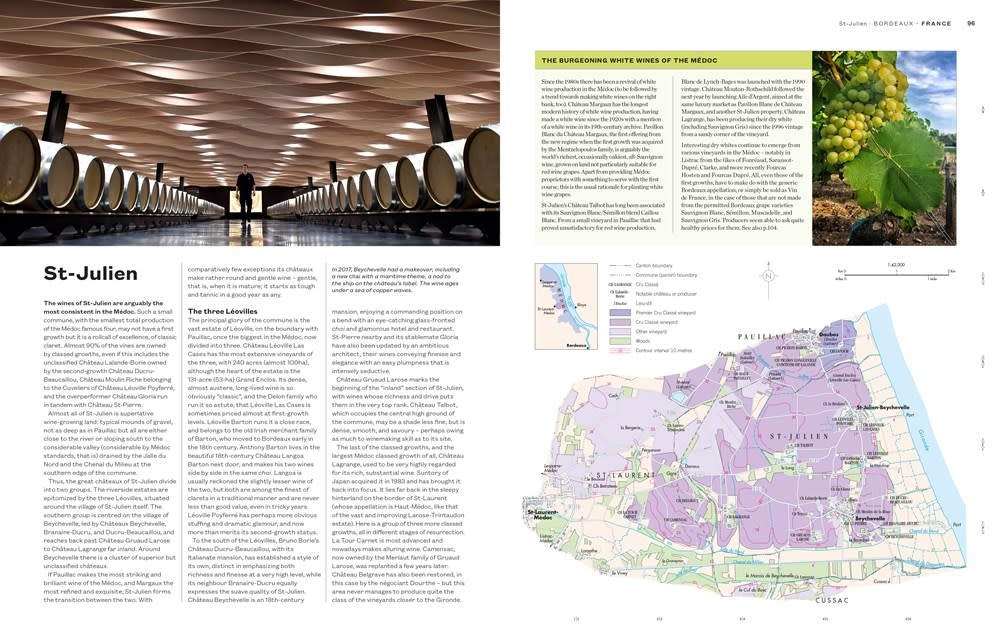 Mitchell Beazley The World Atlas of Wine (8th Edition)