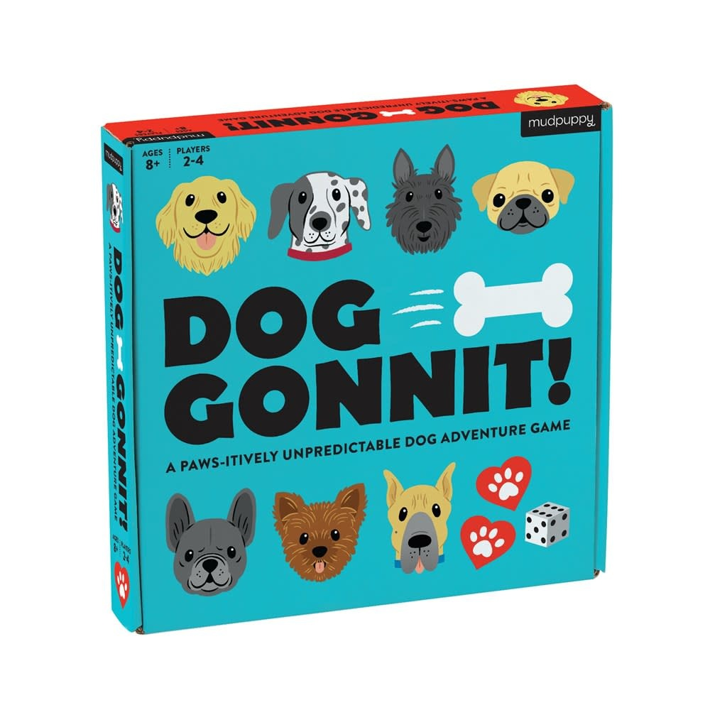 Mudpuppy Dog-Gonnit! Board Game
