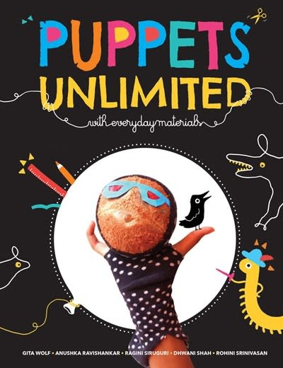 Tara Books Puppets Unlimited