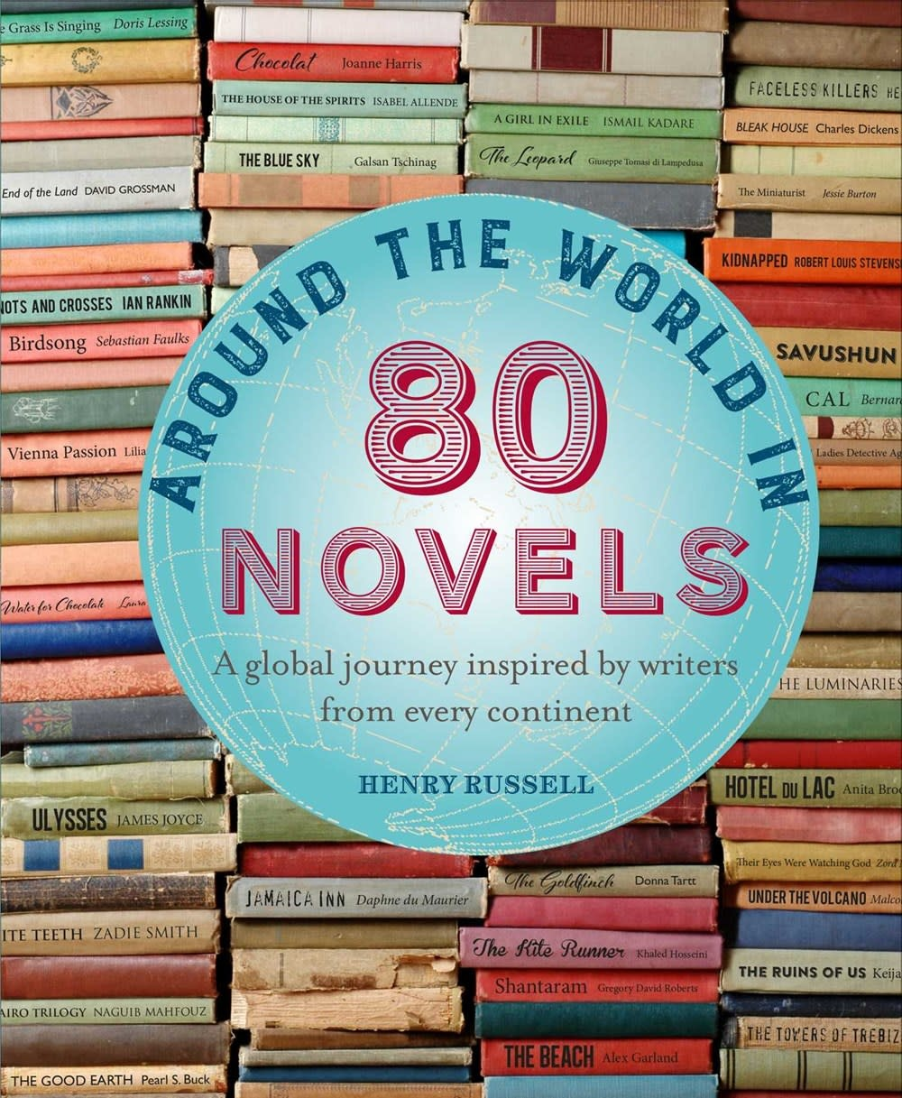 Ryland Peters & Small Around the World in 80 Novels