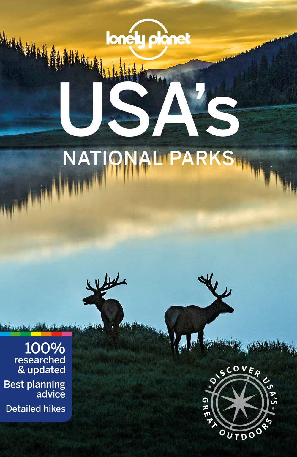 Lonely Planet Lonely Planet: USA's National Parks
