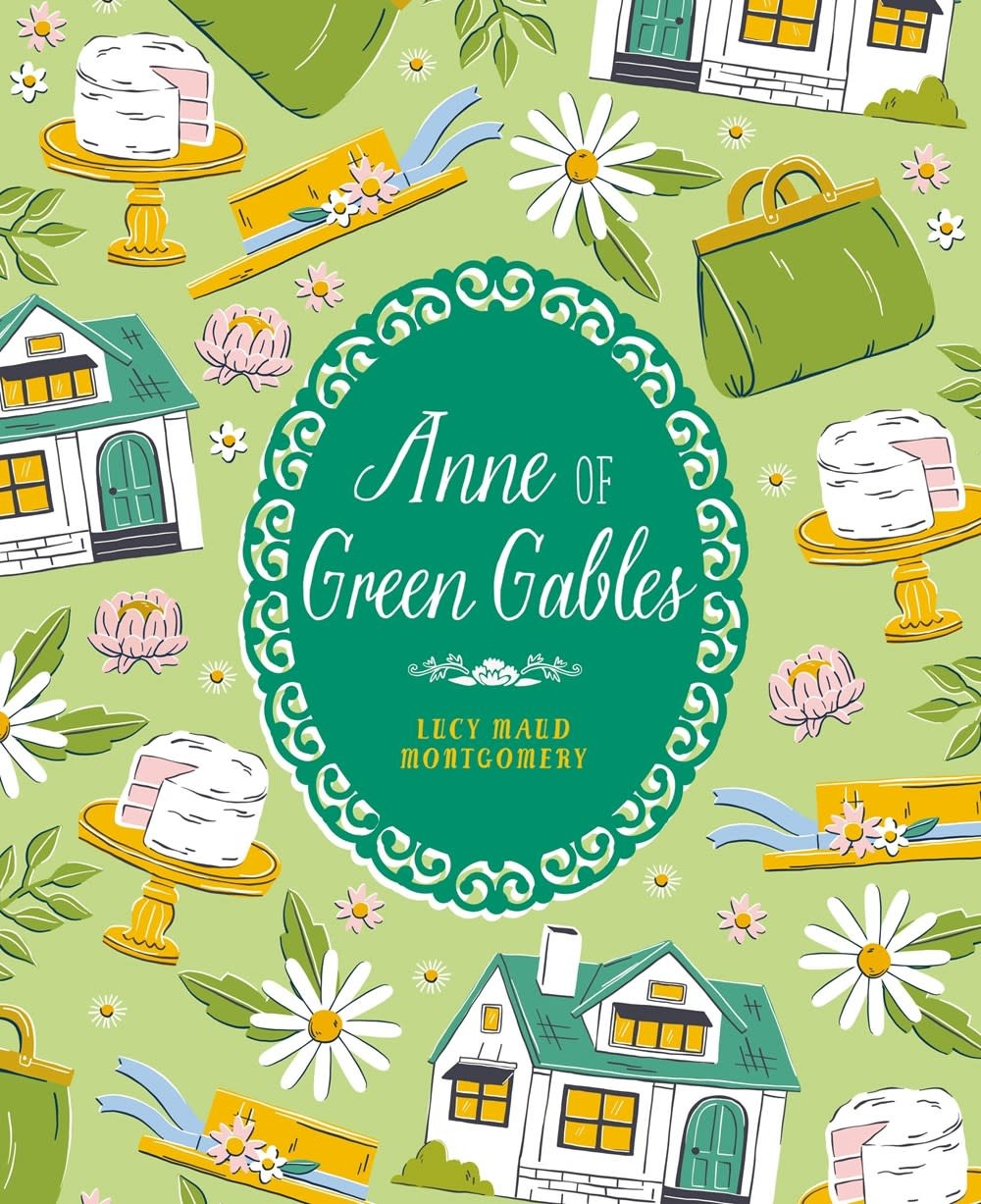 Arcturus Publishing Limited Anne of Green Gables 01 (Slip Case Edition)