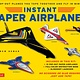 Tuttle Publishing Instant Paper Airplanes Kit