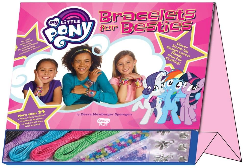 Curiosity Books My Little Pony: Bracelets for Besties