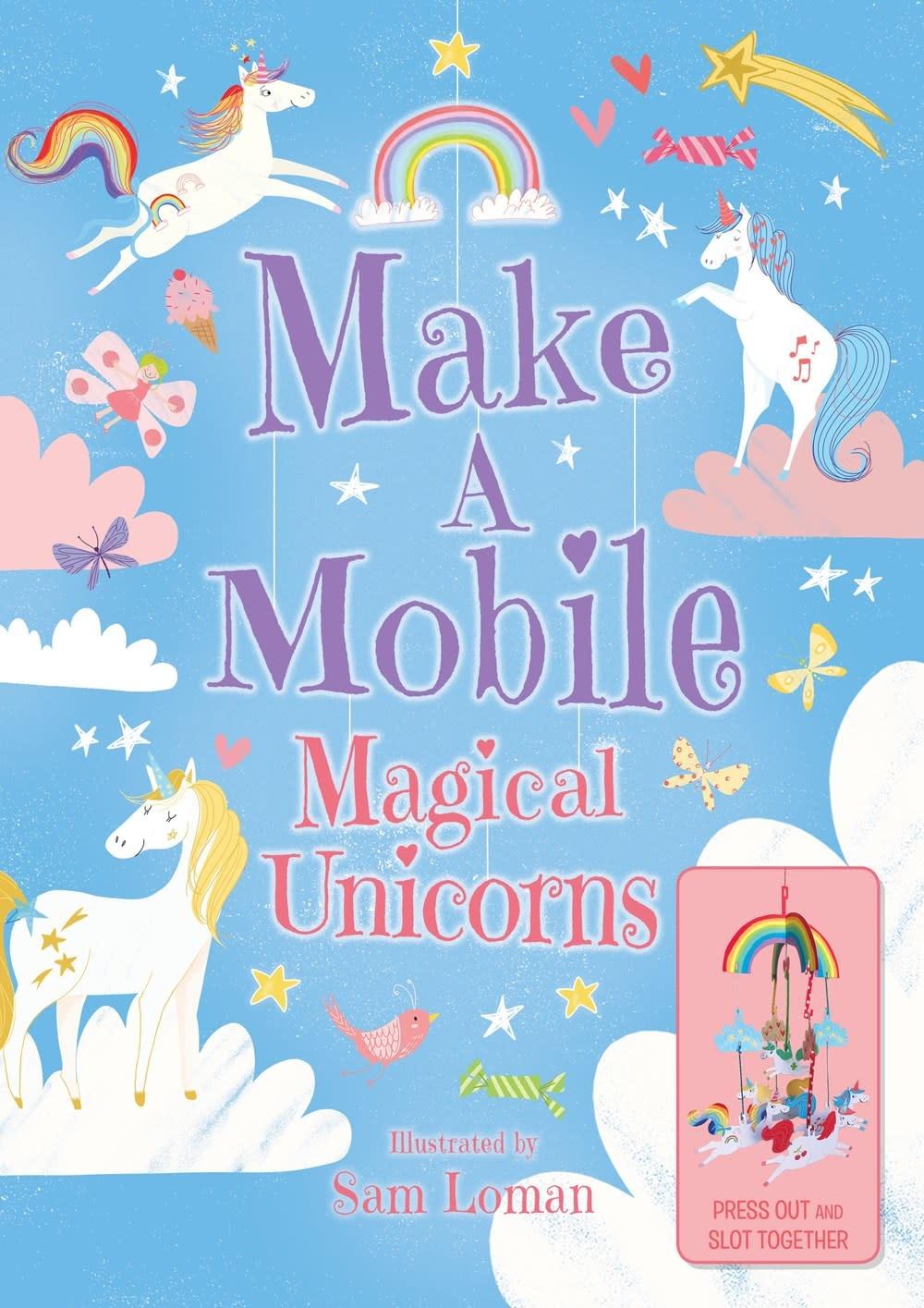 Arcturus Publishing Limited Make a Mobile: Magical Unicorns