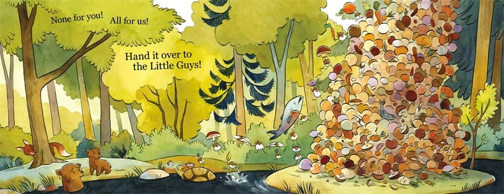 Roaring Brook Press The Little Guys