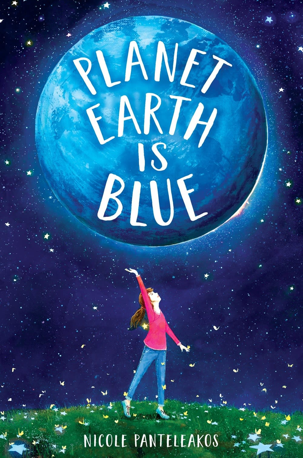 Wendy Lamb Books Planet Earth Is Blue