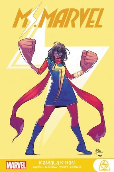 Marvel Ms. Marvel: Kamala Khan