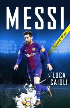 Icon Books Messi - 2019 Updated Edition
