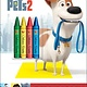 Golden Books Secret Life of Pets 2: Off the Leash