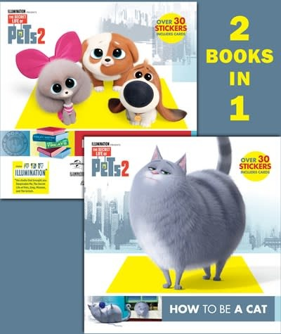 Random House Books for Young Readers Secret Life of Pets 2: How to Be a Cat/How to Be a Dog