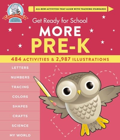 Black Dog & Leventhal Get Ready for School More Pre-K
