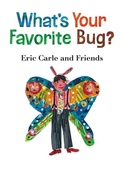 Henry Holt and Co. (BYR) What's Your Favorite Bug?