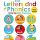Scholastic Inc. 1st Letters and Phonics (Scholastic Early Learners: Get Ready for Pre-K Extra Big Skills)