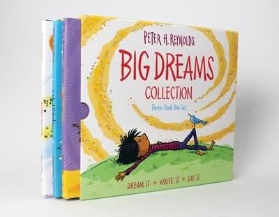 Orchard Books Big Dreams Collection: 3-Book Box Set