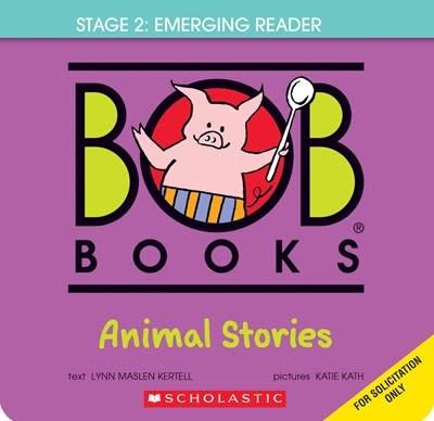 Scholastic Inc. Animal Stories (BOB Books)
