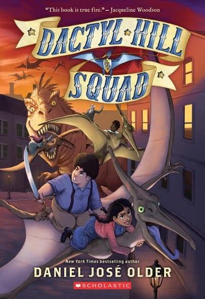 Arthur A. Levine Books Dactyl Hill Squad