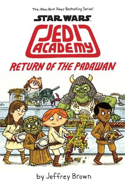 Scholastic Inc. Star Wars Jedi Academy 02 Return of the Padawan