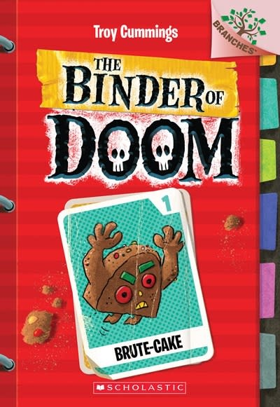 Branches Binder of Doom 01 Brute-Cake (A Branches Book)
