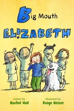 Feiwel & Friends A is for Elizabeth 02 Big Mouth Elizabeth
