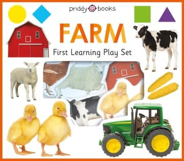 Priddy Books First Learning Play Set: Farm