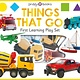 Priddy Books First Learning Play Set: Things That Go