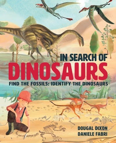 words & pictures In Search Of Dinosaurs