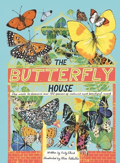 Lincoln Children's Books The Butterfly House