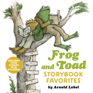 HarperCollins Frog and Toad: Storybook Favorites
