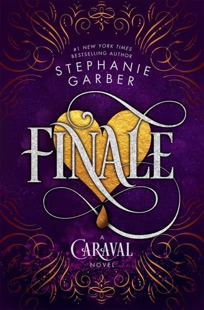 Flatiron Books Caraval 03 Finale