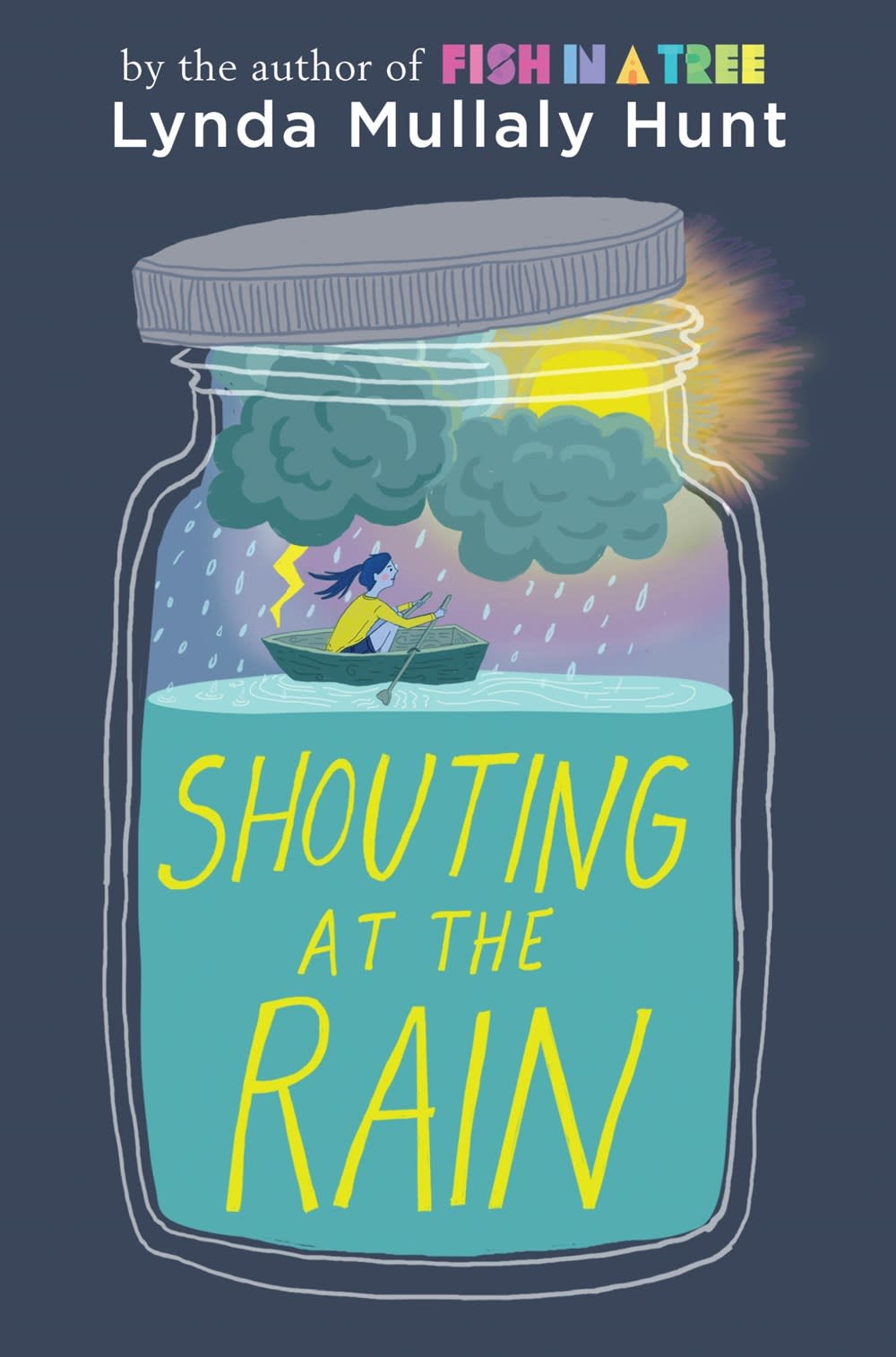 Nancy Paulsen Books Shouting at the Rain