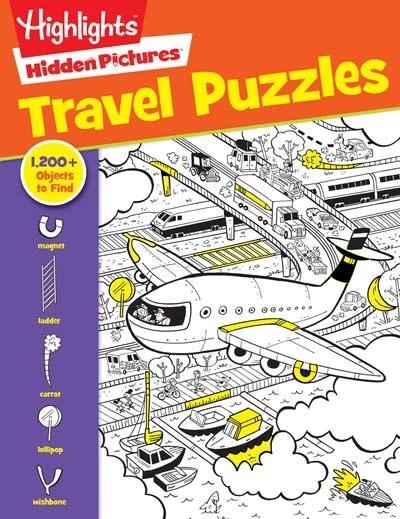Highlights Press Travel Puzzles