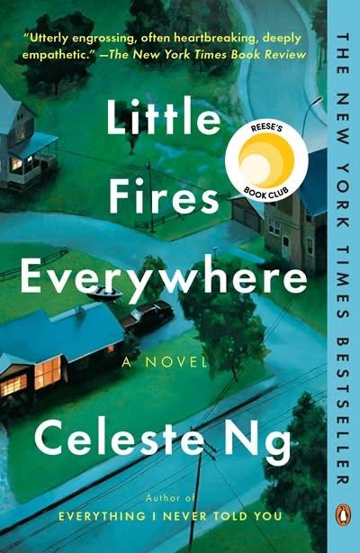 Penguin Books Little Fires Everywhere: A novel