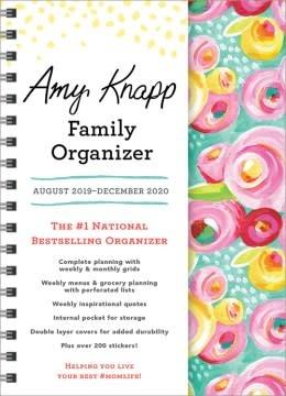 Sourcebooks 2020 Amy Knapp's Family Organizer