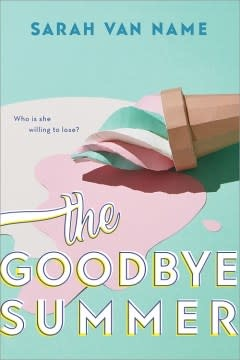 Sourcebooks Fire The Goodbye Summer