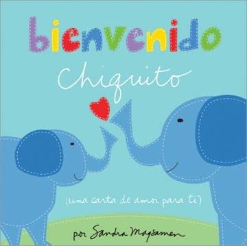 Sourcebooks Jabberwocky Bienvenido chiquito
