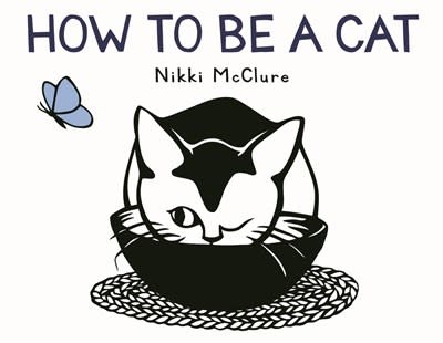 Abrams Appleseed How to Be a Cat