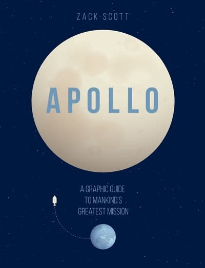 Abrams Image Apollo: A Graphic Guide to Mankind's Greatest Mission