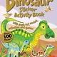 Scribblers Dinosaur Sticker Activity Book