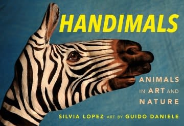 Henry Holt and Co. (BYR) Handimals: Animals in Art and Nature