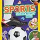 National Geographic Children's Books Sports Sticker Activity Book