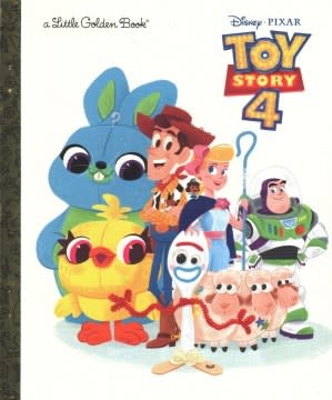 Toy Story 4 Little Golden Book (Disney/Pixar Toy Story 4)