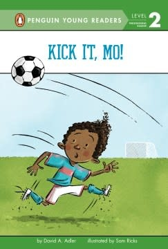 Penguin Young Readers Kick It, Mo! (Penguin Readers, Lvl 2)