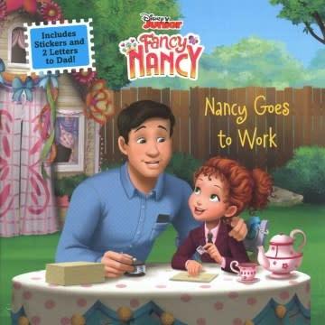 HarperFestival Disney Junior Fancy Nancy: Nancy Goes to Work
